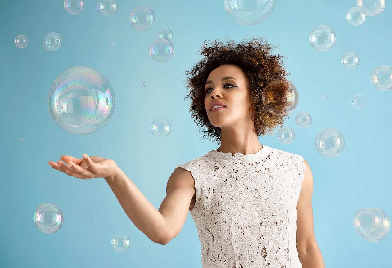 Bubble Beauty Ms Liana After