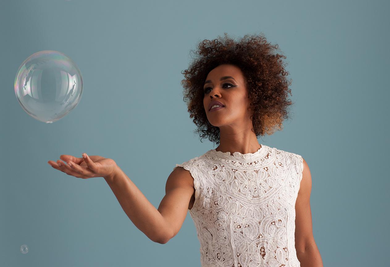 Bubble Beauty Ms Liana Before